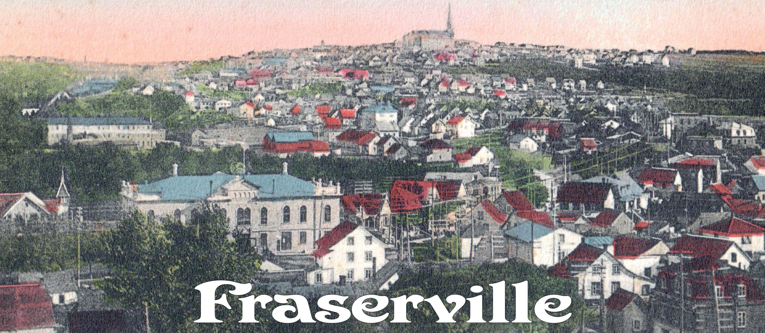 Fraserville, On